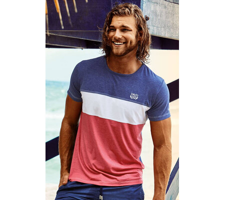 Tricou barbatesc DAVID 52 Clark
